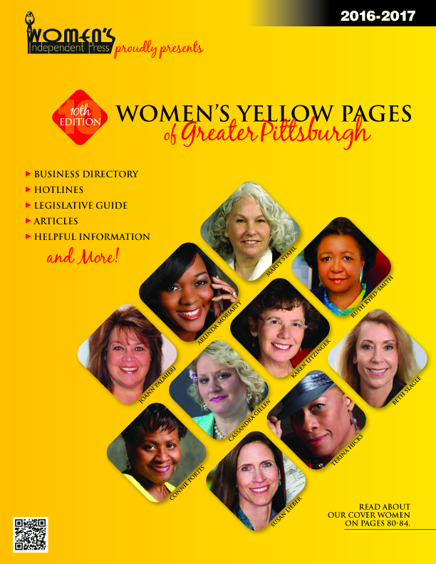 View the 10th Anniversary edition of  the Women's Pellow Pages