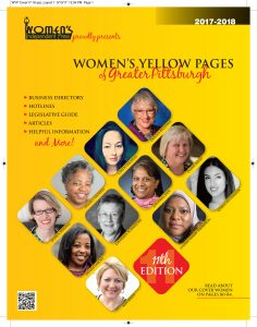View the 11th  edition of  the Women's Yellow Pages