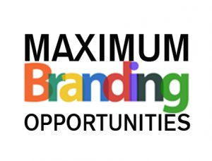 Maximum Branding Opportunities