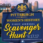 WOMEN'S HISTORY SCAVENGER HUNT Featured Women