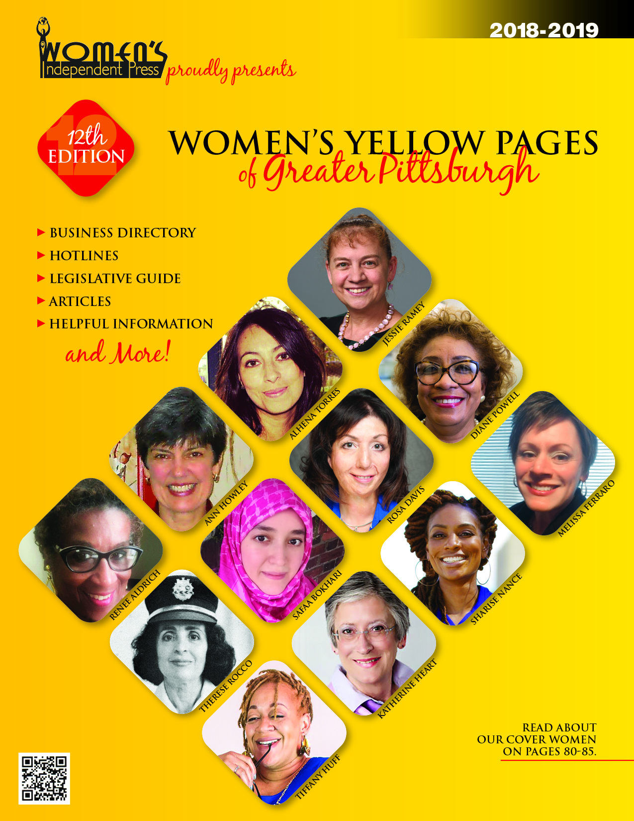 Women's Yellow Pages of Greater Pittsburgh
